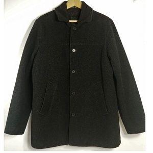 J. Crew Wool University Coat Sz M